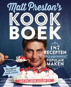 Matt Preston's Kookboek voor €12,50 @ eci