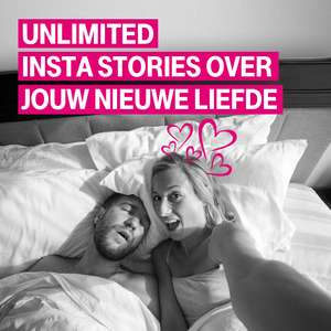 Tijdelijk Unlimited Data for a Day NL - €3 @ T-Mobile