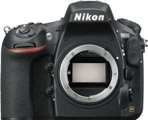 Nikon D810 Body voor €2199 @ Azerty