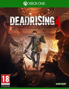 [UPDATE: nu €11,95] Dead Rising 4 (Xbox One) voor €16,45 @ Bol.com Plaza