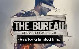 THE BUREAU: XCOM DECLASSIFIED Gratis (Steam)