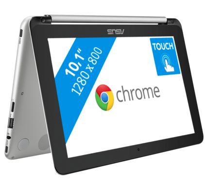 Asus Chromebook Flip C101PA-FS002 voor €279 @ Coolblue / Media Markt