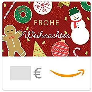 5 euro actietegoed bij aankoop van min. 30 euro giftkaart @ Amazon.de