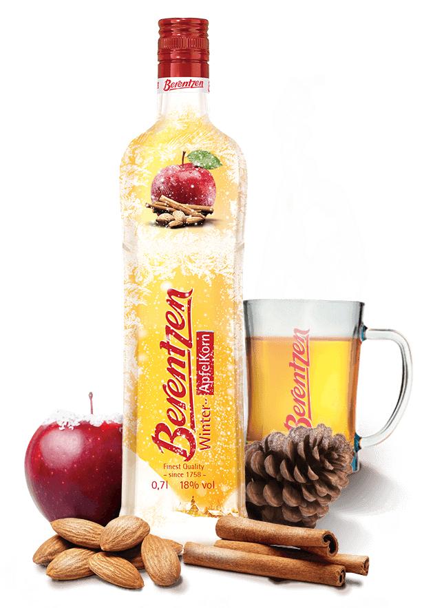 Berentzen Winter-ApfelKorn nu met 50% cashback @ via Scoupy