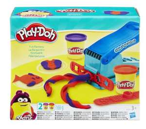 Play Doh Fun Factory €4,99 @ Kruidvat