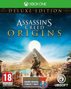 AC Origins Deluxe Edition Xbox One / PS4