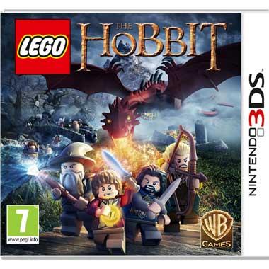 [UPDATE] Nintendo 3DS game Lego 'The Hobbit' €7,99 + In de Ban vd Ring @ Bart Smit