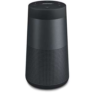Bose SoundLink Revolve Zwart @Amazon.uk voor €142 (-34%)