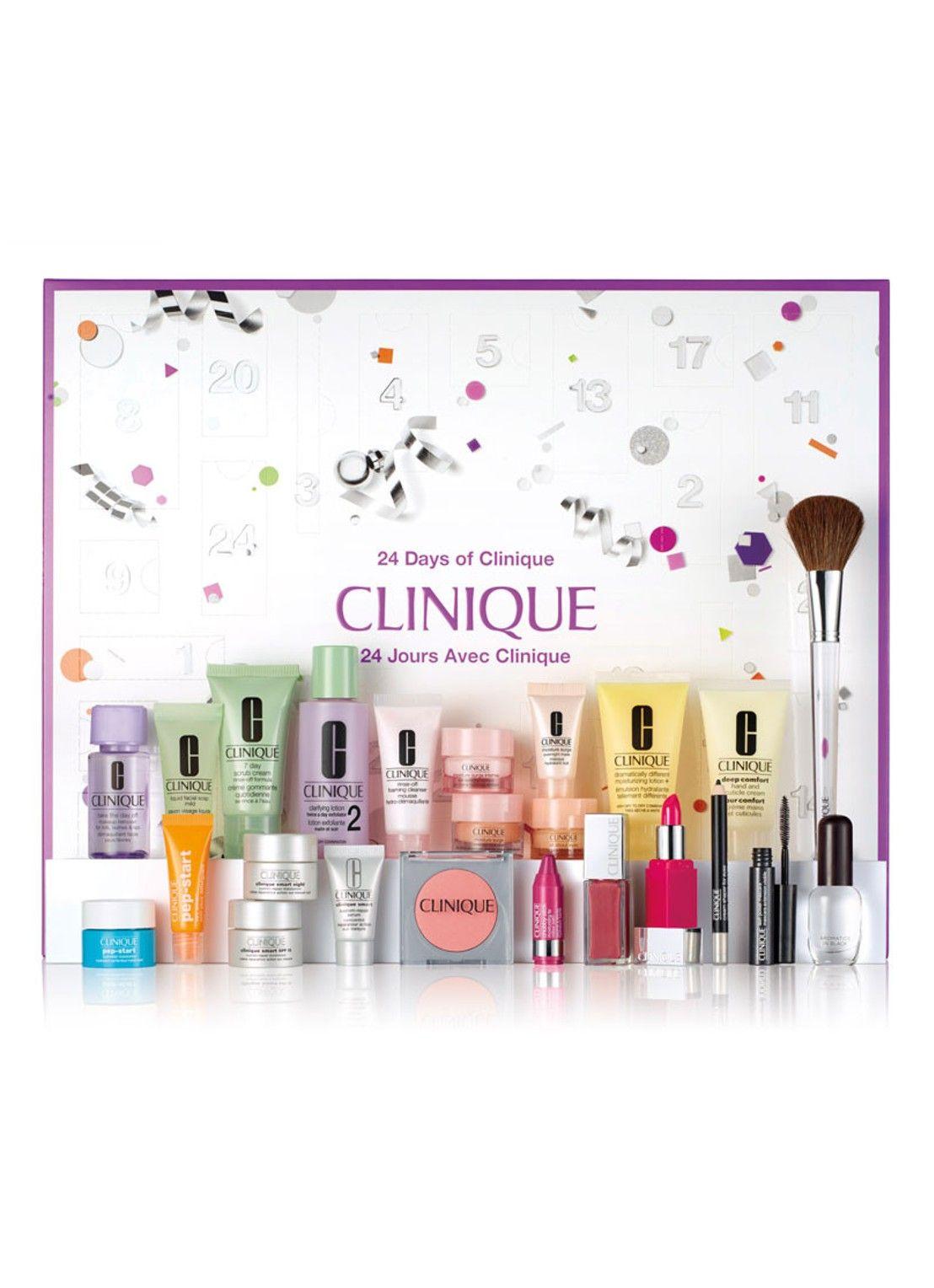 Clinique advent kalender -30% + gratis verzending