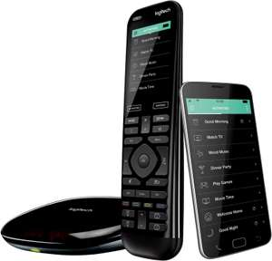 Logitech Harmony Elite voor €163,88 @ Amazon.fr