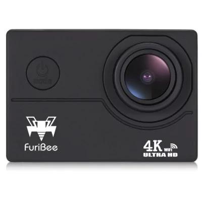 FuriBee F60 4K WiFi Action Camera, voor €15,30 bij Gearbest