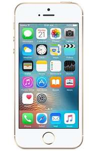Apple iPhone SE 16GB Gold voor €319 @ Belsimpel