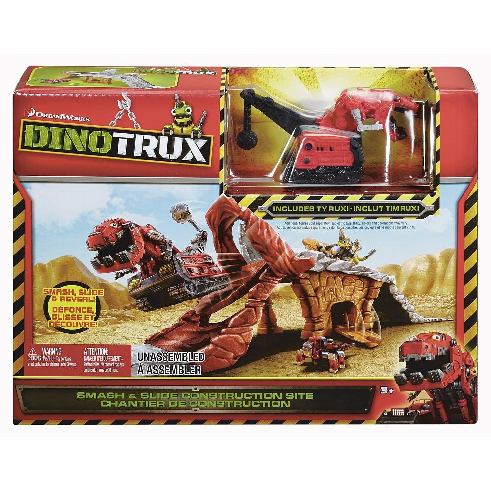 Dinotrux Smash & Slide Construction Site voor €10 @ Toys ''R'' Us