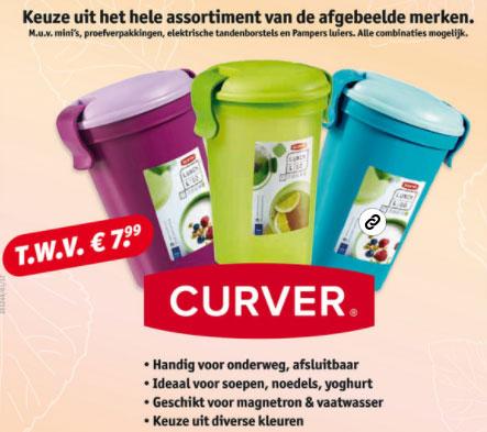 Diverse gratis producten bij aankoop actieartikelen @ Kruidvat