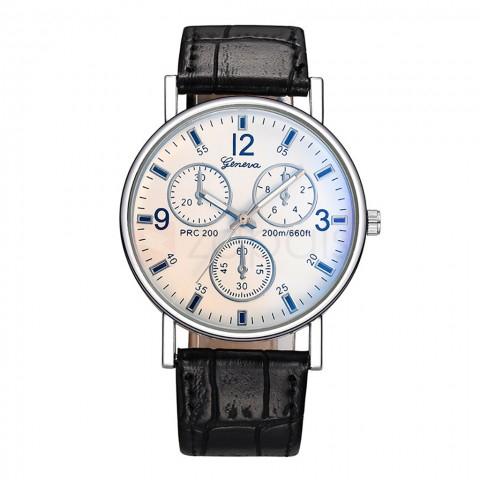 Gratis Geneva Men's Quartz horloge