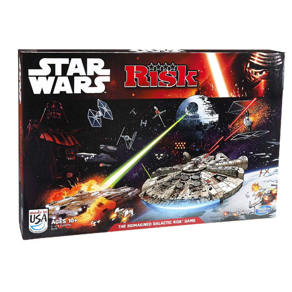 Star Wars Risk € 7,49 (incl. 25% extra korting) @ Kruidvat