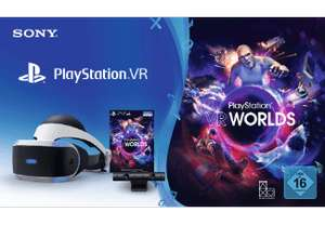 [Grensdeal] Playstation VR + camera + VR Worlds @ Media Markt Duitsland