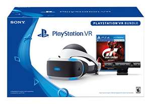 PlayStation VR - Gran Turismo Sport Bundle Sony voor €240 @ Amazon.com