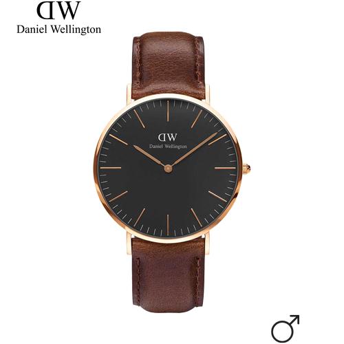 Daniel Wellington - Mannen horloge