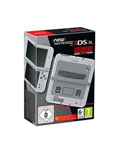 New Nintendo 3DS XL SNES Edition voor €169,99 @ Amazon.de