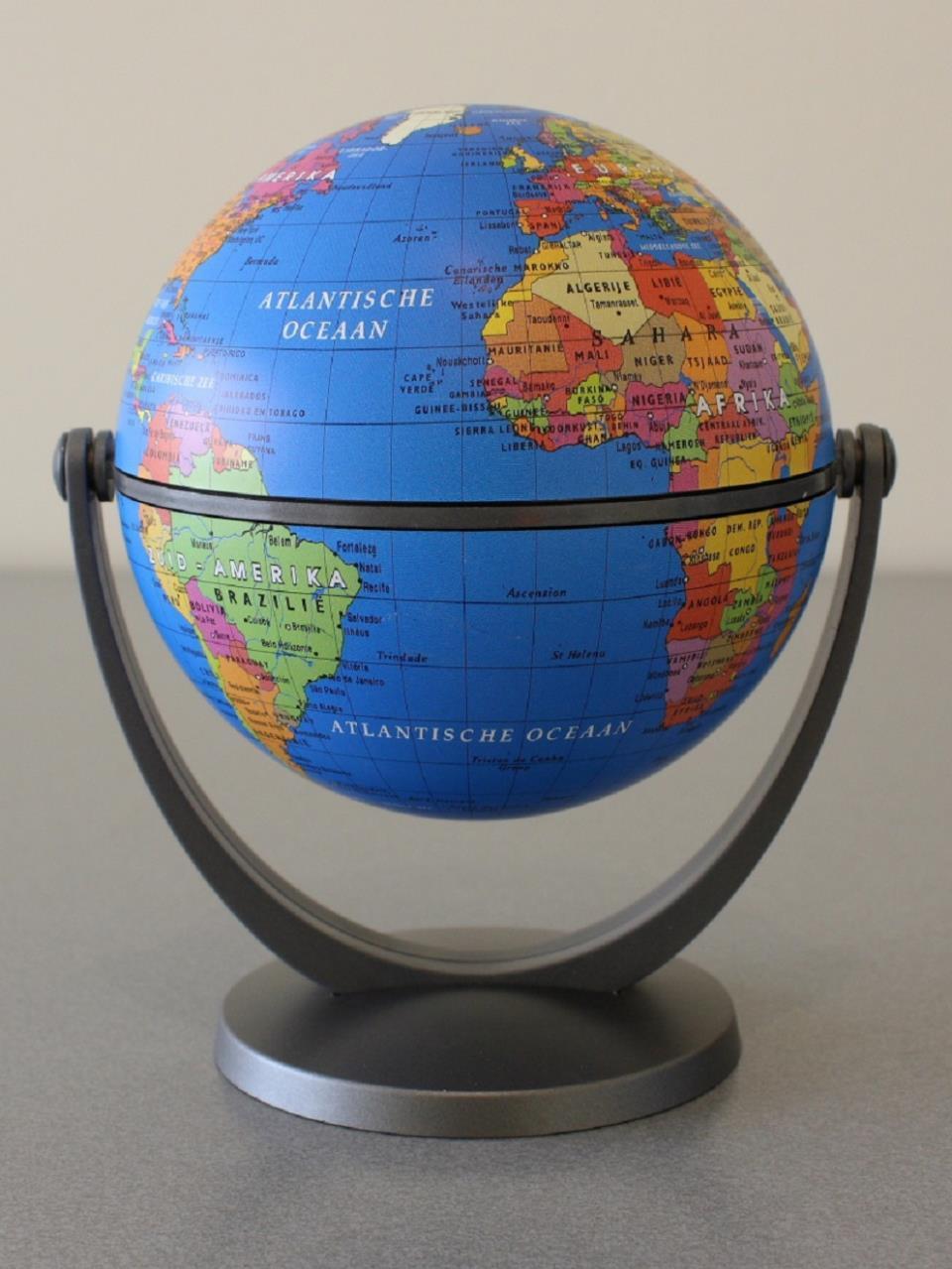 Globe wereldbol @ Anwb.nl (alleen leden)