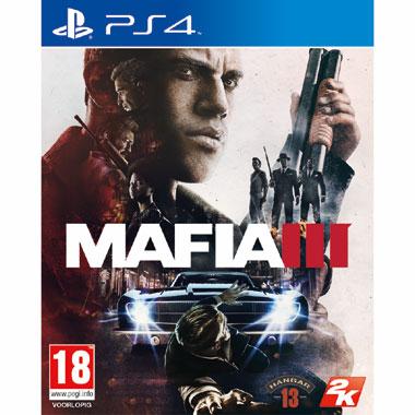 Mafia III (PS4/One) voor €7,99 @ Bart Smit