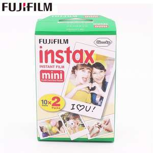 Bespaar op je Instax Mini Film (polaroids) via Aliexpress!