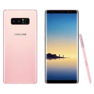 (Limited Edition) Samsung Galaxy Note 8 PinkStar (64GB, 6GB RAM)