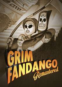 Grim Fandango Remastered (PC) gratis @ GOG