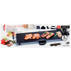Teppan Yaki grillplaat XL €18,95 @ Action