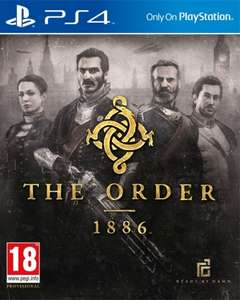 The Order 1886 (PS4) voor €51,98 @ Game-Outlet NL