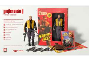 Wolfenstein II: The New Colussus (Collector's Edition) | Playstation 4