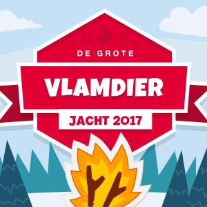 De Grote Vlamdier Jacht 2017