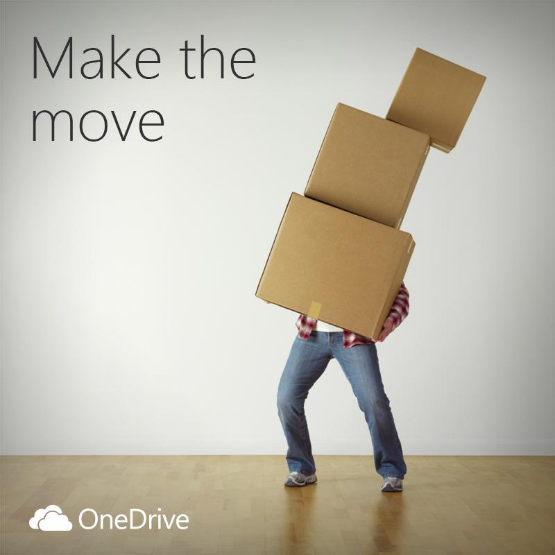 1jaar 100GB gratis opslagruimte bij Onedrive van Microsoft i.c.m. Dropbox