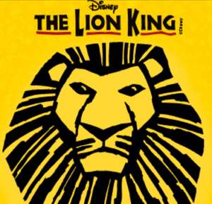 Disney's The Lion King 30% Voordeelbon via ING rentepuntenwinkel