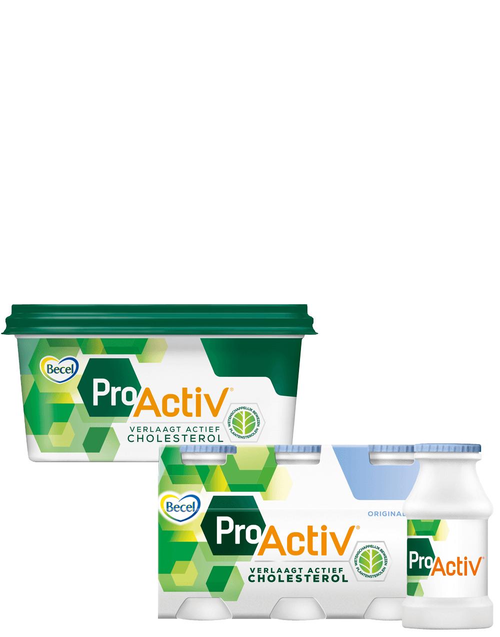Probeer gratis Becel ProActiv
