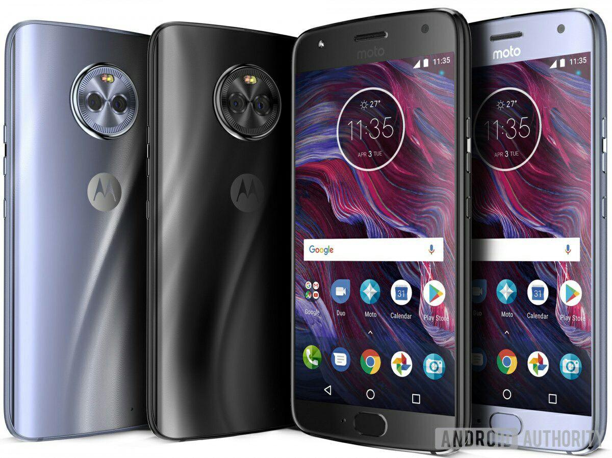 DAGDEAL: Motorola Moto X4 bij iBOOD