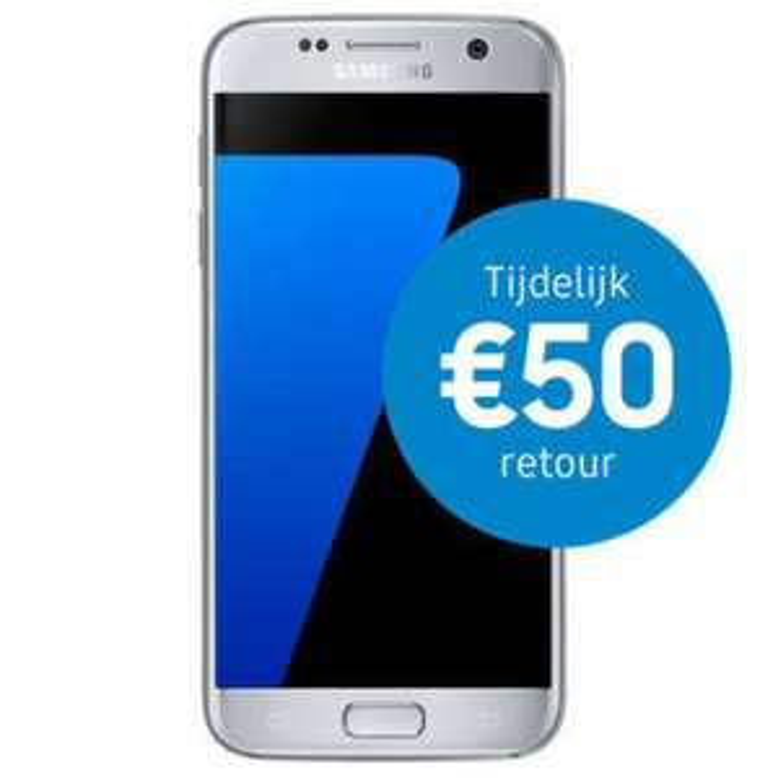 Samsung Galaxy S7 €305,99 @ Mobiel.nl