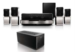 Philips HTB9550D/12 home cinema set + RWSS9512/00 draadloze module voor € 777 @ Saturn