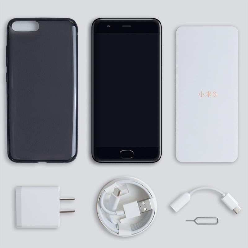 Xiaomi Mi 6 4GB CN Blauw €265 @ Joybuy (JD Group)