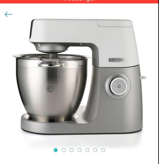Kenwood KVL6000S keukenmachine
