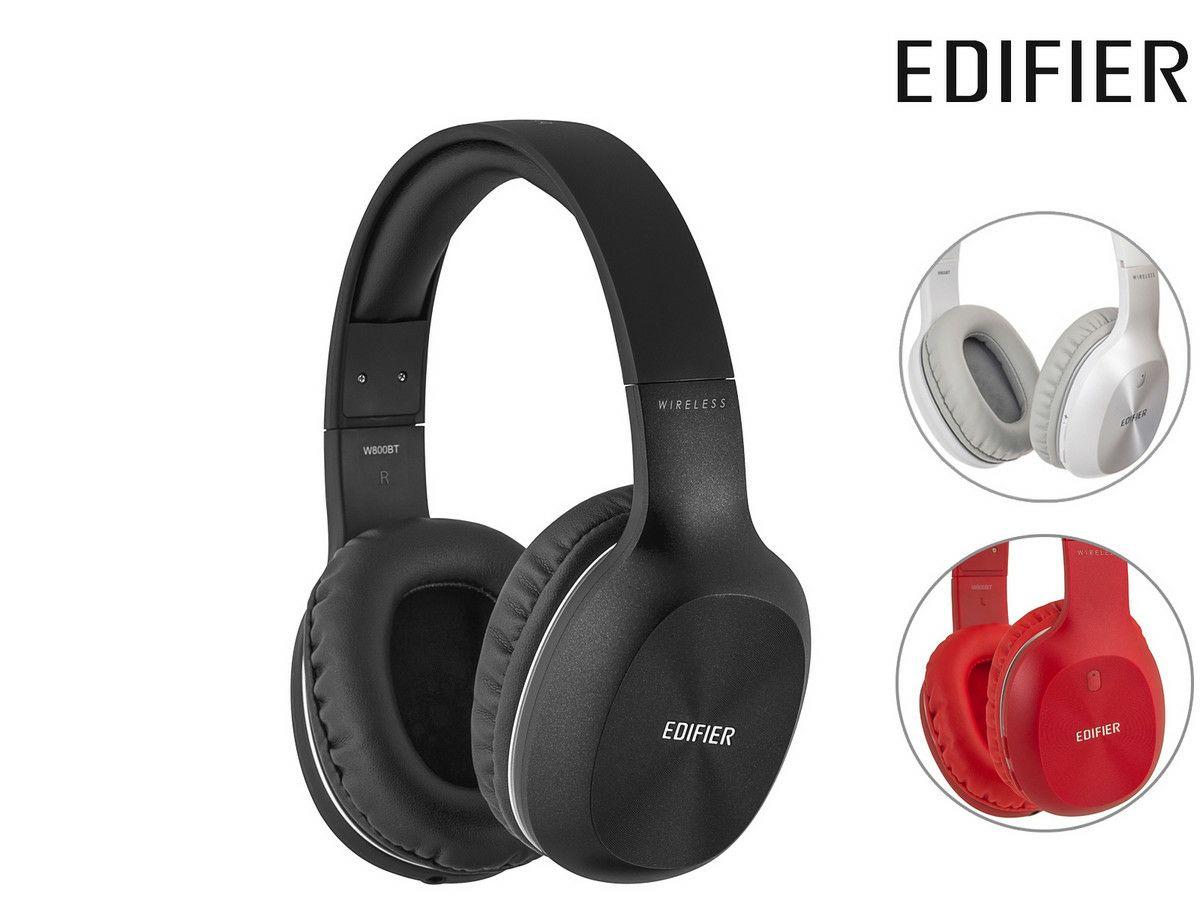 Edifier W800BT bluetooth koptelefoon (normaal €69,95) @iBood