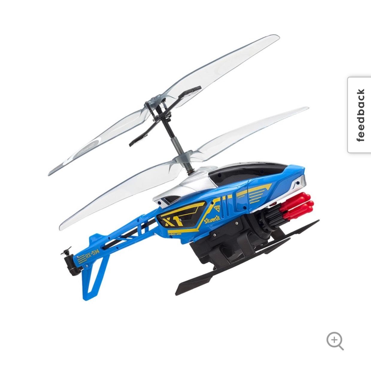 HEMA Helicopter van 20€ nu 5€ Update