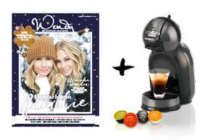 7X Tijdschrift Wendy + Dolce Gusto minime voor 59 Euro, of andere optie  7x wendy +fresh 'n rebel bluetooth koptelefoon 50 eur