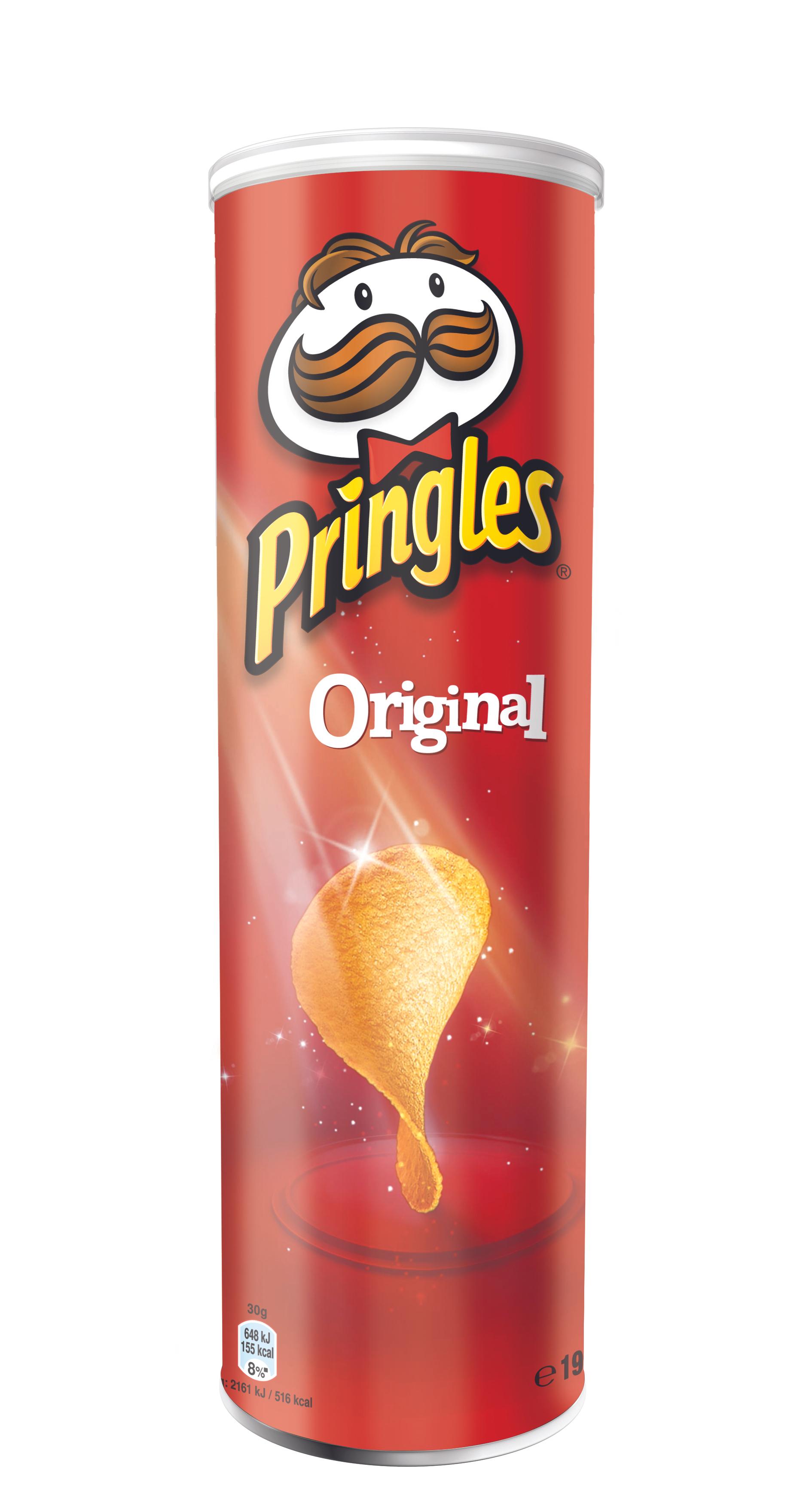Kruidvat: bus Pringles 165 gram voor €0,99