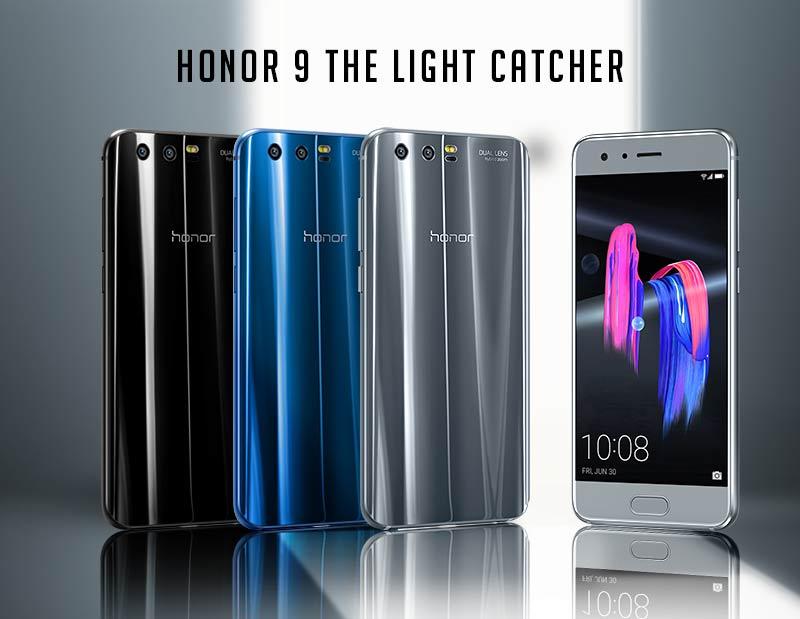 Huawei Honor 9 voor €260 @ Banggood