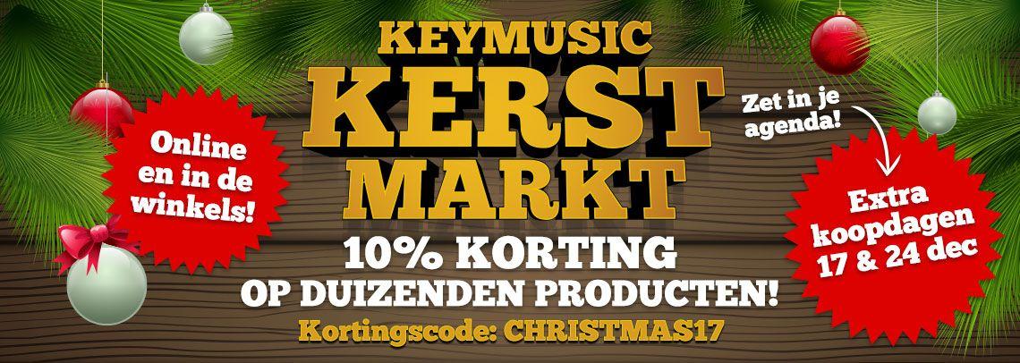 10% korting @ KeyMusic