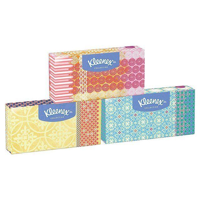 1+1 gratis op Kleenex zakdoekjes
