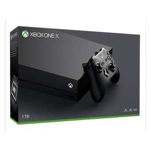 MICROSOFT Xbox One X 1TB Media Markt Outlet