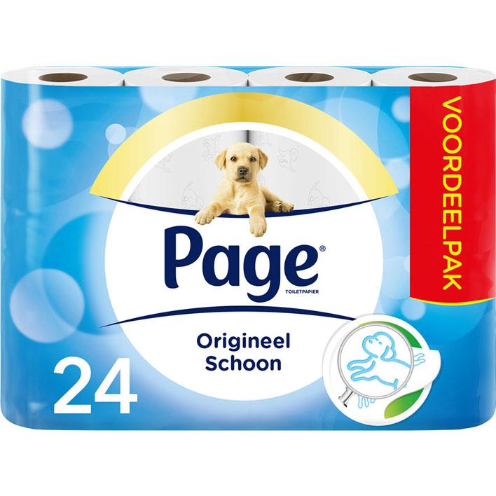 Page toiletpapier 48 rollen voor 8,89